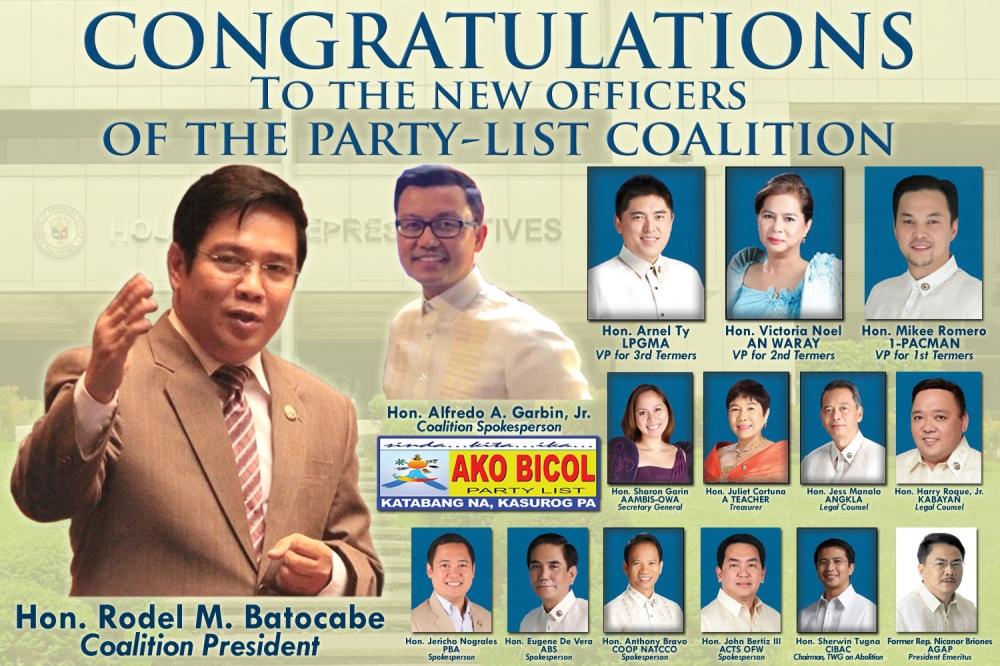 Partylist Coalition