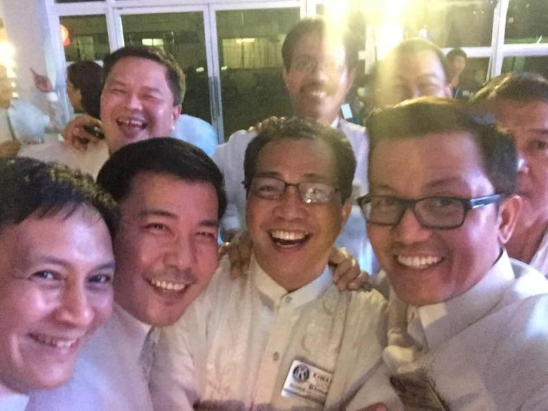 Garbin joins the 41st Luzon District Convention hosted by Kiwanis