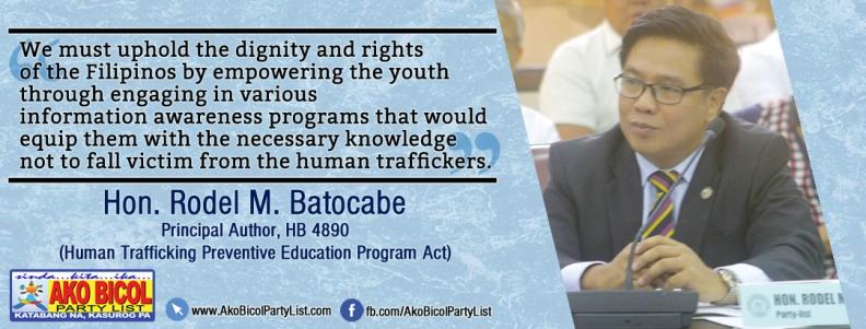 HB 4890 Trafficking